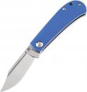 Kansept Knives Bevy Folder Blue G10