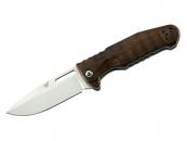 Fox Taschenmesser - Ziricoteholz