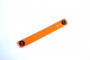 IWB Soft Loop Orange Nylon gummiert