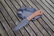 Winkler Knives Blue Ridge Hunter Tan Micarta