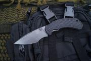 Bastinelli Knives Alpha Folder