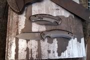 Bastinelli Knives Trigger