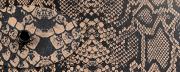 Kydex Snake Skin Rattler 2 mm 30x30 cm