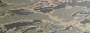 Kydex Tiger Stripe Camo 2mm 30x60 cm infused