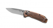 Benchmade North Fork Folder Axis WOOD 15031-2