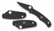 Spyderco C133BKP Bug Black Stainless Steel