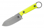 White River Knife Firecraft 3.5 Pro Yellow G10