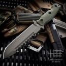 Halfbreed Blades LSK-01 Ranger Green Large Survival Knife