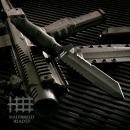 Halfbreed Blades MIK-02 Black
