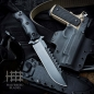 Preview: Halfbreed Blades LSK-01 Black Large Survival Knife
