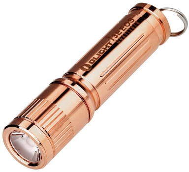 I3E Copper Flashlight