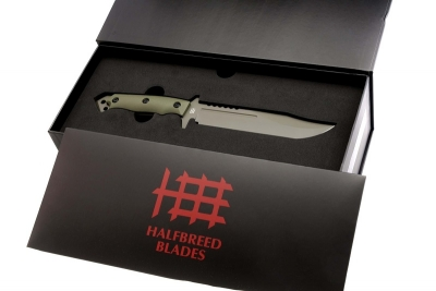 Halfbreed Blades LIK-01 Dark Earth feldmesser