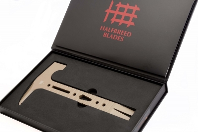 Halfbreed Blades IRT-01 Dark Earth Incident Response Tool