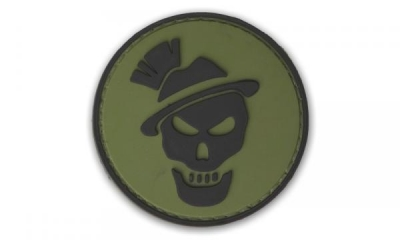 Oberland 3D Rubber Patches Tactical Sepp Oliv