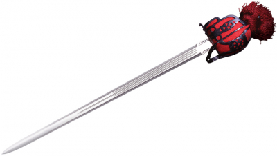 Cold Steel Scottish Basket-Hilt Broadsword