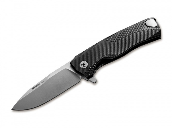 LionSteel ROK Aluminium Black Satin