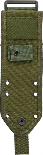 ESEE Knives 3 und 4 MOLLE Back Sheath OD Green