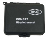 Combat Überlebensset Survival Kit in wasserdichter Box