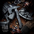 Halfbreed Blades CRA-02 Compact Rescue Axe Black