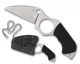 Spyderco FB14P5 Swick 5 Black G-10 Large